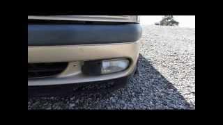 Comment démonter un feu de brouillard sur Renault Laguna 1