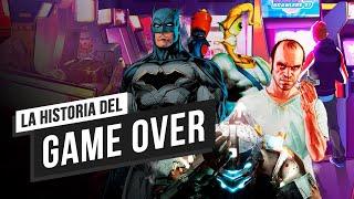 YOU DIED, el GAME OVER como parte esencial del VIDEOJUEGO
