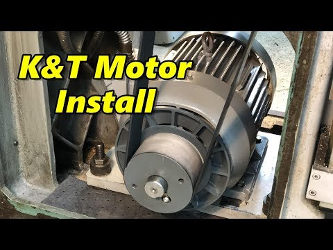 SNS 246: K&T Electric Motor Installation