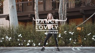 Dance Fitness Workout - No Tears Left To Cry - Ariana Grande Cardio workout Burn Fat Workout