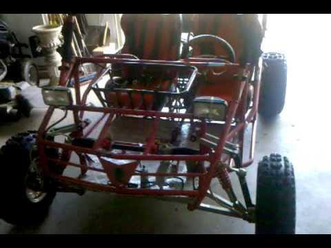 Roketa 13 Titan 250 buggy kart for sale on ebay