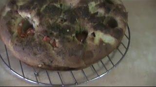 ФОКАЧЧА - ИТАЛЬЯНСКИЙ ХЛЕБ / Универсальное тесто для хлеба, пиццы, пирогов с начинкой