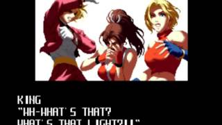 The King Of Fighters 2003 - All Team Ending