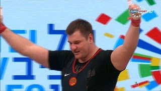2014 European Weightlifting Championships Men