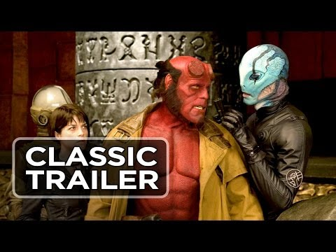 Trailer do filme Hellboy