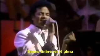 Michael Jackson -  Sunset Driver subtitulado