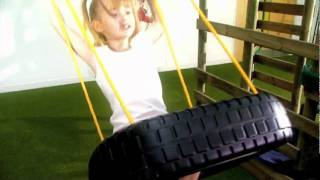 Little Tikes : Buckingham Climb Slide N Sand Play Swing Set