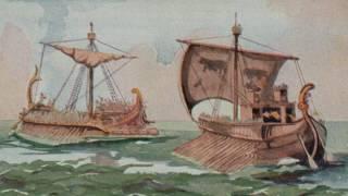 Сражение при Акциуме (рассказывает историк Виктор Солкин)