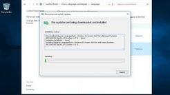 Windows 10 на Български език