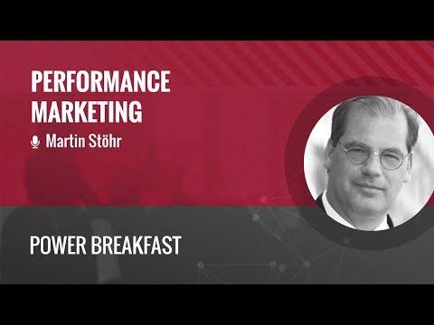 Power Breakfast #31 › Martin Stöhr
