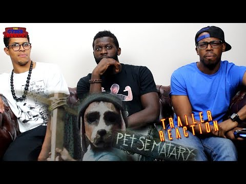 Pet Sematary Trailer Reaction