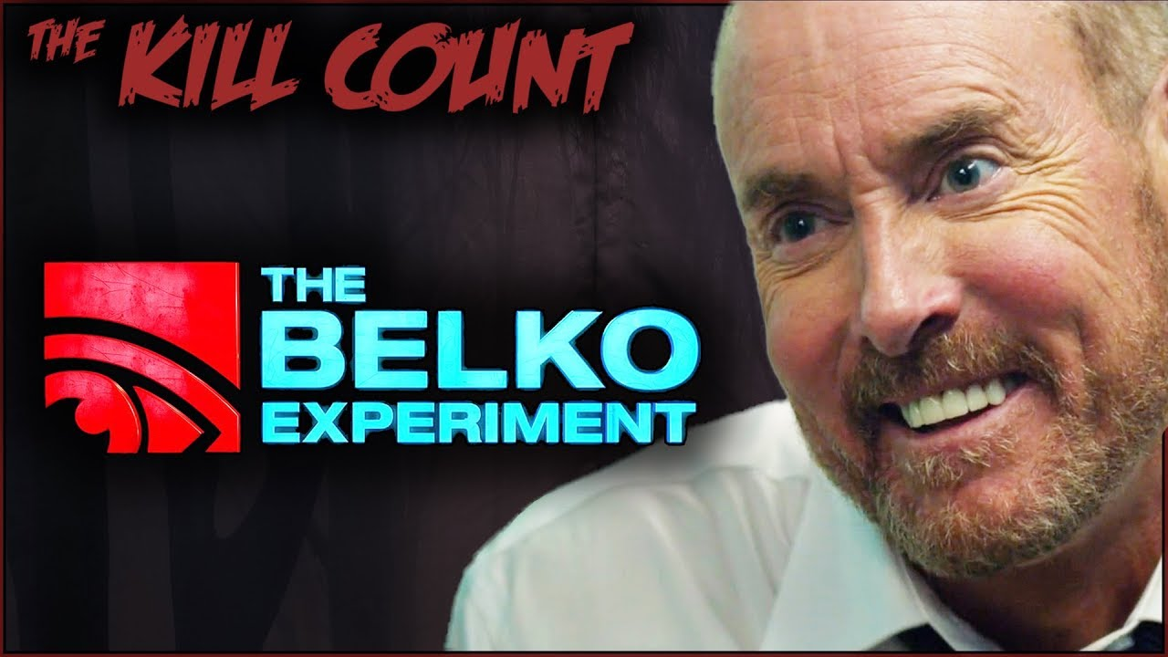Download The Belko Experiment (2016) KILL COUNT