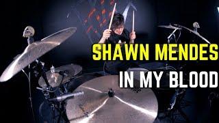 Video Shawn Mendes - In My Blood | Matt McGuire Drum Cover download MP3, 3GP, MP4, WEBM, AVI, FLV September 2018
