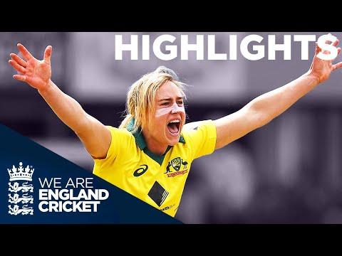 england-v-australia-1st-royal-london-odi---highlights-|-the-women's-ashes-2019