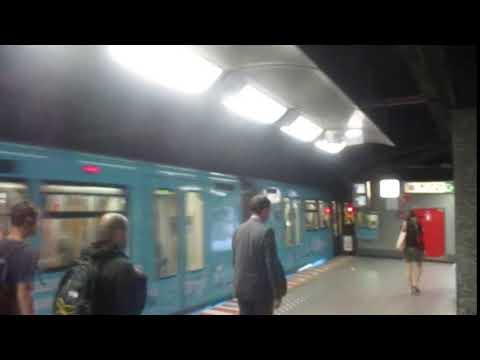 Brussel Metro M6 Boa Train