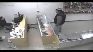 Cell Phone Repair Shop Theft Ameri Cell Computers Man Va