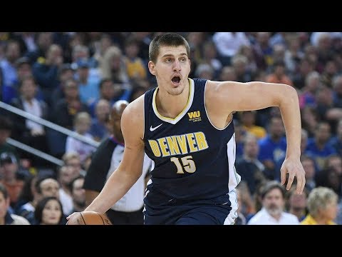 Nikola Jokic Fastest Triple Double Ever 14 Mins! 30 Pts 15 Rebs 17 Asts! 2017-18 Season