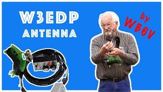 What is a W3EDP Antenna