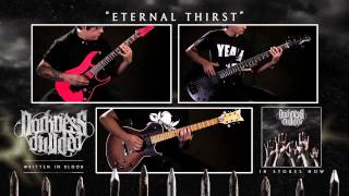 "DARKNESS DIVIDED ""Eternal Thirst"" Guitar Demonstration"
