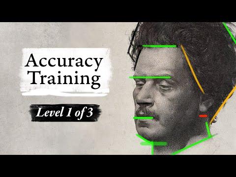 Accuracy Training (1/3)