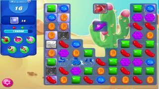Candy Crush Saga Level 681  Solution