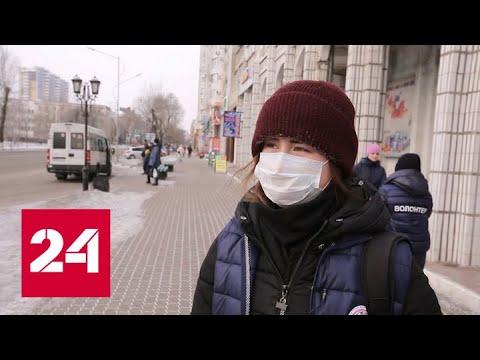 Пограничное состояние. Специальный репортаж Саши Бублик - Россия 24