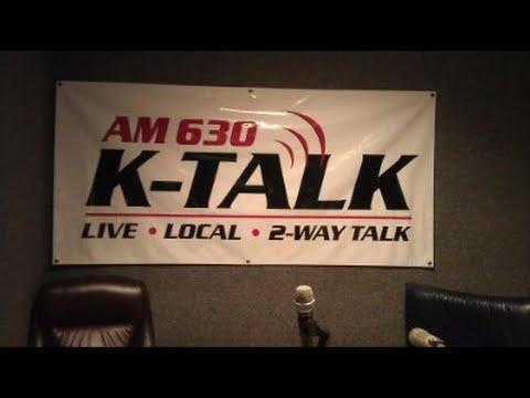 Flat Earth Clues Interview 41 - Ktalk Radio via Phone - Mark Sargent ✅