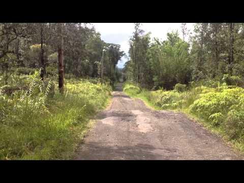 Big Island of Hawaii, Hawaiian Acres property - YouTube