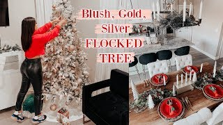 DECORATE My CHRISTMAS TREE & Home For THE HOLIDAYS 2019