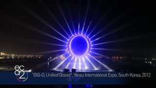 BIG-O Multimedia Show in Yeosu International Expo, South Korea, 2012