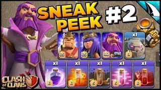*Update Sneak Peek #2* Balance Changes: New Hero / Troop / Spell Levels! & More!   Clash of Clans