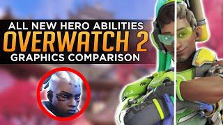 ALL NEW Overwatch 2 Hero Abilities, Items & Graphics