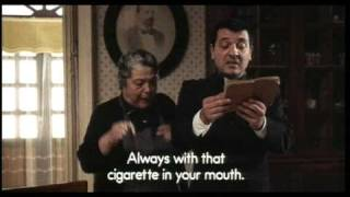 Film: Lontano in fondo agli occhi di Giuseppe Rocca: Riccardo Zinna, Olimpia di maio,M.G.Galasso