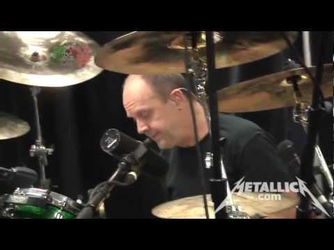 Metallica - Hey Lars, wanna play something...