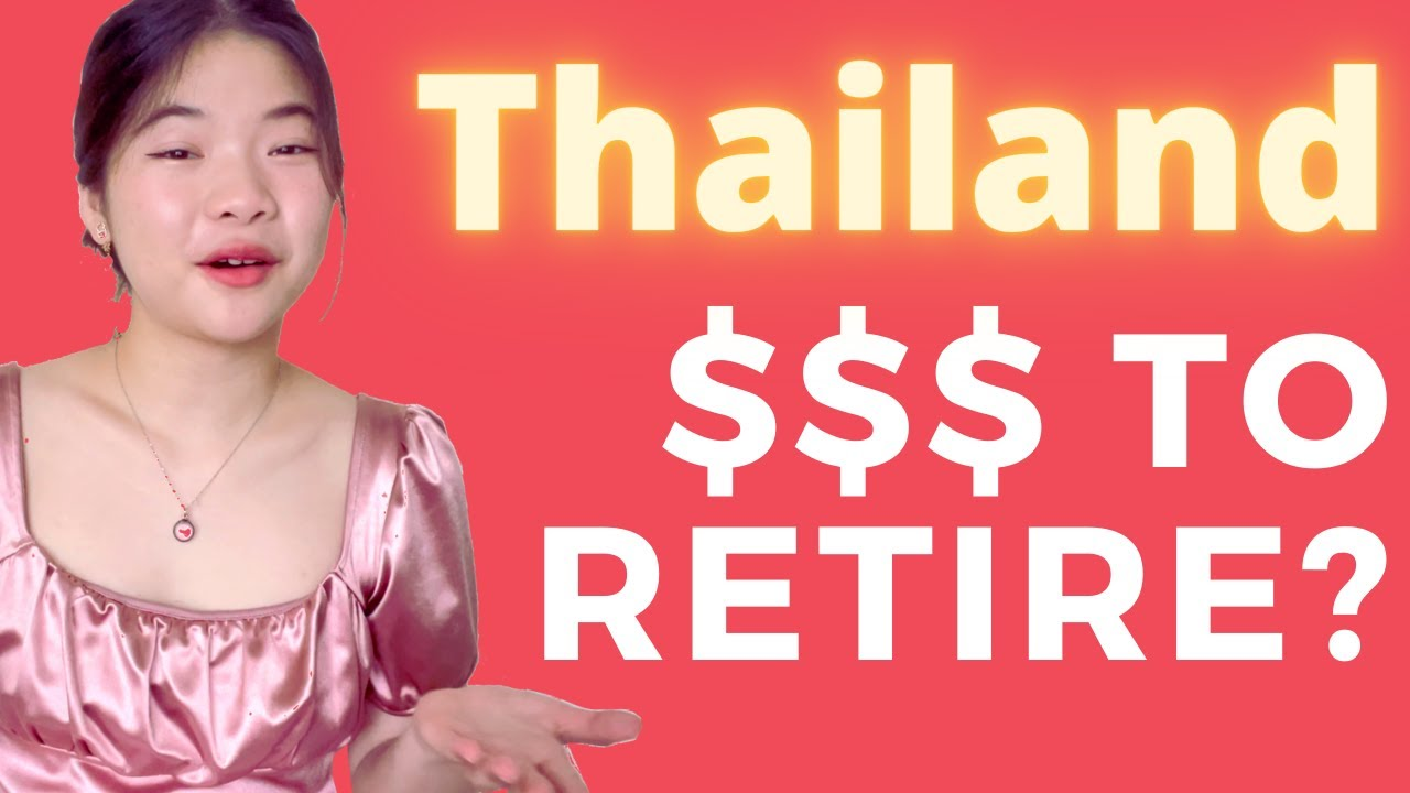 Download How MUCH $$$ To RETIRE in Thailand 2021? | Visas, Health Insurance, Expenses | Baan Smile
