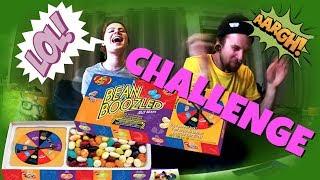 ♡ VLOGG + Bean Boozled Challenge ♡