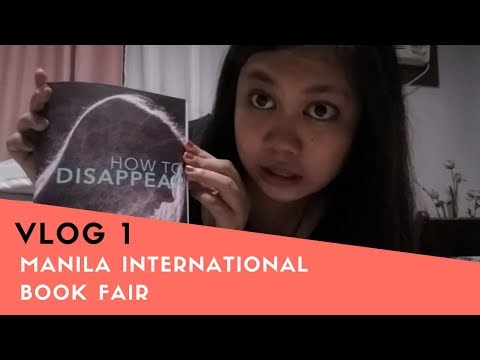 Manila International Book Fair 2017 | itsLianne | Vlog 1