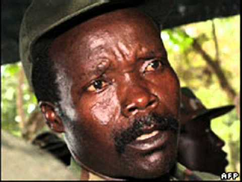 Joseph Kony Interview