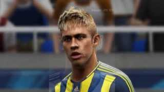 fifa 14 vs pes 14 difference faces