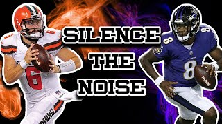 Battle in Baltimore: Will the Browns or Ravens Claim the Crown in the AFC North? Week 4 NFL Matchup
