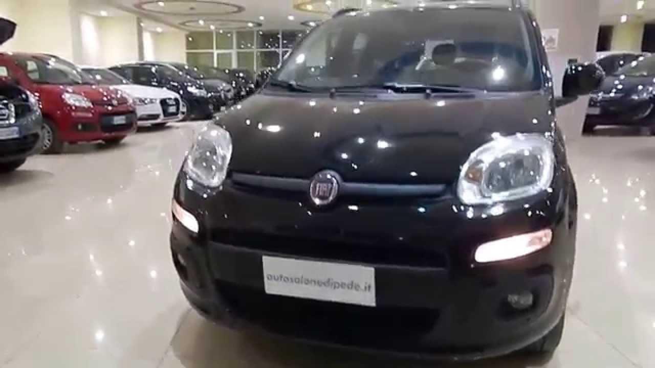 Nuova Fiat Panda 1 2i Lounge Anno 2014 Aziendale Usata Semestrale Matera