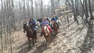 Cornwall Trail Ride