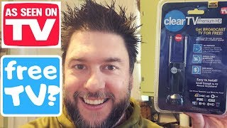 Clear TV Premium HD review: as seen on TV antenna 📡
