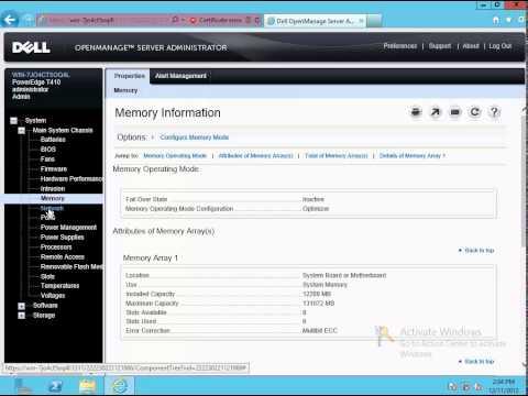 DELL OMSA V7.1 install on windows 2012