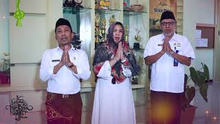 BP PAUD DIKMAS SULSEL Mengucapkan Selamat Idul Fitri 1439H