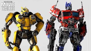 "BUMBLEBEE ""Generation 1 Design"" Featurette (2018) - Transformers Spin-Off Movie"