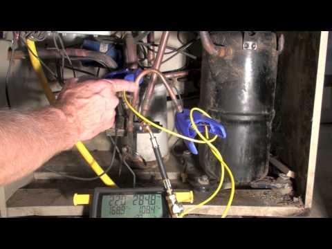 Diagnosing the stuck HVAC reversing valve