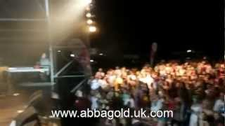 ABBA GOLD Promo 2012. The Original and Official ABBA GOLD Tribute Band.
