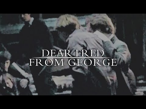 Dear Fred, From George