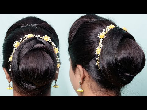Latest hairstyle for College/Office/Work | ladies hairstyle | cute hairstyles | hair style girl thumbnail